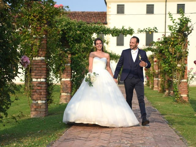 Il matrimonio di Francesco e Silvia a Martellago, Venezia 20