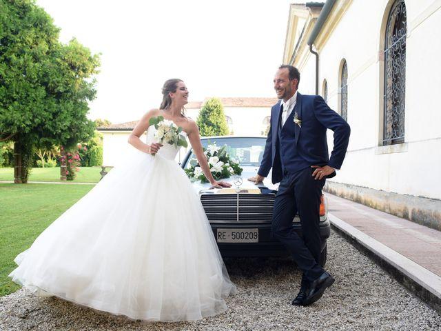 Il matrimonio di Francesco e Silvia a Martellago, Venezia 26