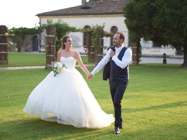 Il matrimonio di Francesco e Silvia a Martellago, Venezia 31