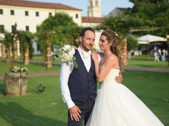 Il matrimonio di Francesco e Silvia a Martellago, Venezia 32