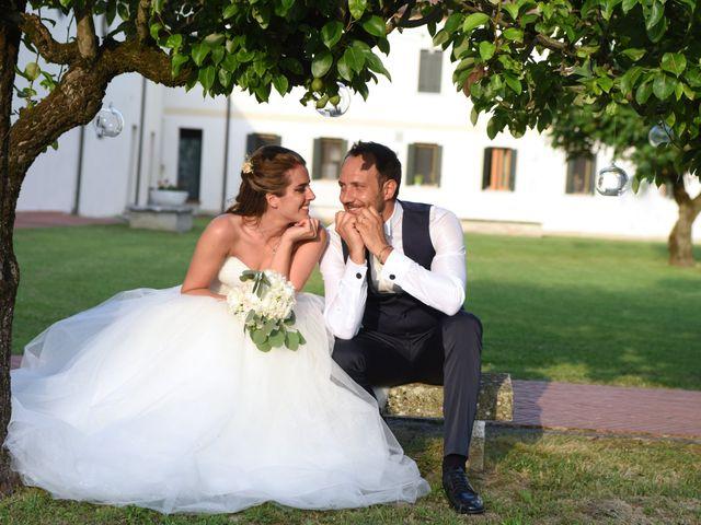 Il matrimonio di Francesco e Silvia a Martellago, Venezia 34