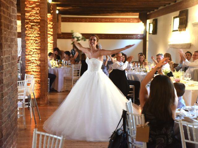 Il matrimonio di Francesco e Silvia a Martellago, Venezia 35