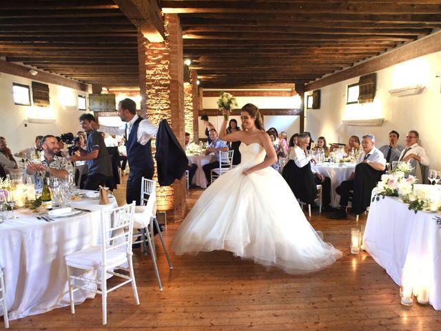Il matrimonio di Francesco e Silvia a Martellago, Venezia 36