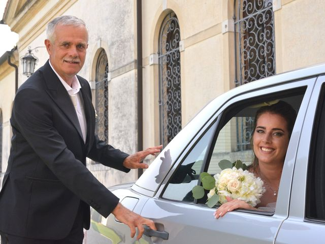 Il matrimonio di Francesco e Silvia a Martellago, Venezia 47