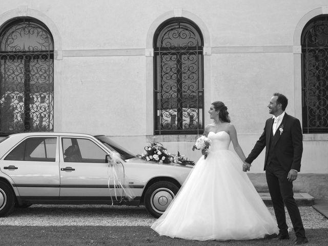 Il matrimonio di Francesco e Silvia a Martellago, Venezia 49
