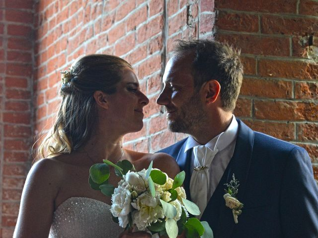 Il matrimonio di Francesco e Silvia a Martellago, Venezia 60