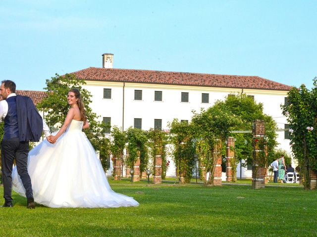 Il matrimonio di Francesco e Silvia a Martellago, Venezia 62