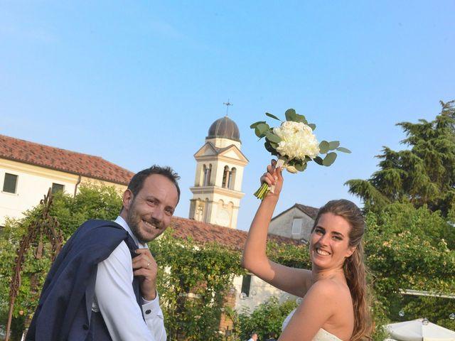Il matrimonio di Francesco e Silvia a Martellago, Venezia 63