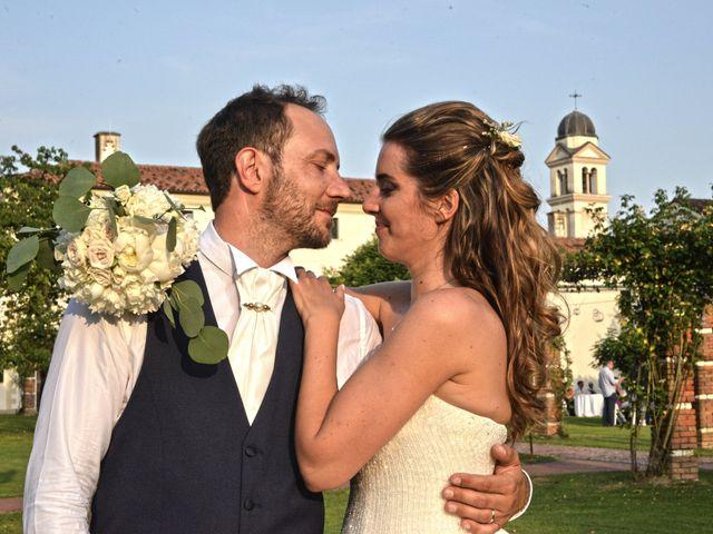 Il matrimonio di Francesco e Silvia a Martellago, Venezia 65