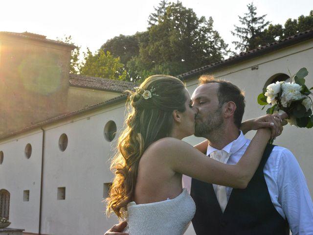 Il matrimonio di Francesco e Silvia a Martellago, Venezia 66