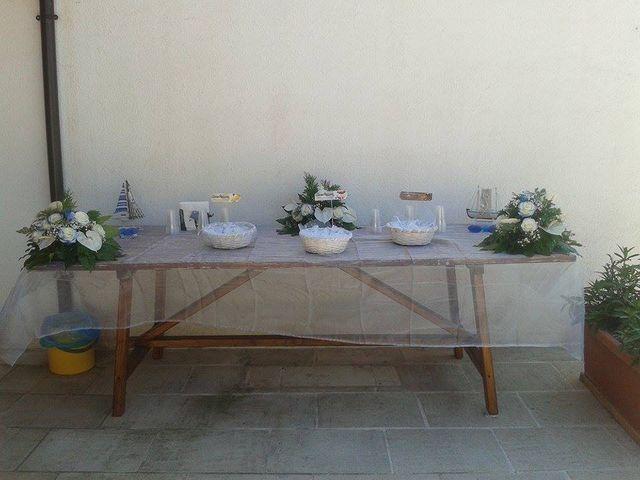 Il matrimonio di Silvia e Vincenzo a Castro, Lecce 6