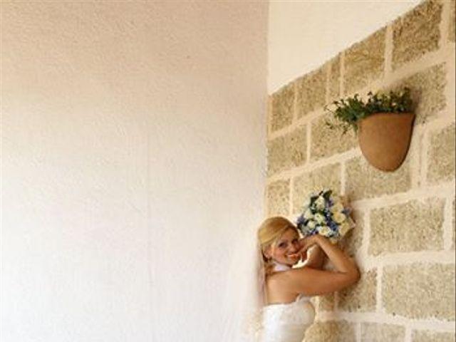 Il matrimonio di Silvia e Vincenzo a Castro, Lecce 8