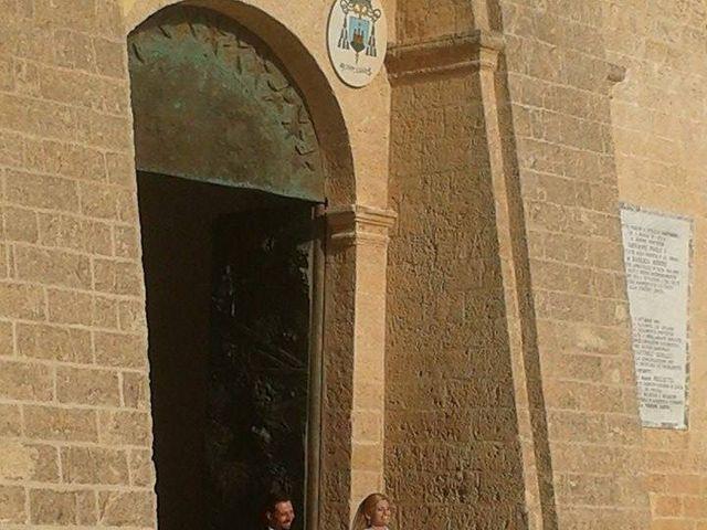 Il matrimonio di Silvia e Vincenzo a Castro, Lecce 9