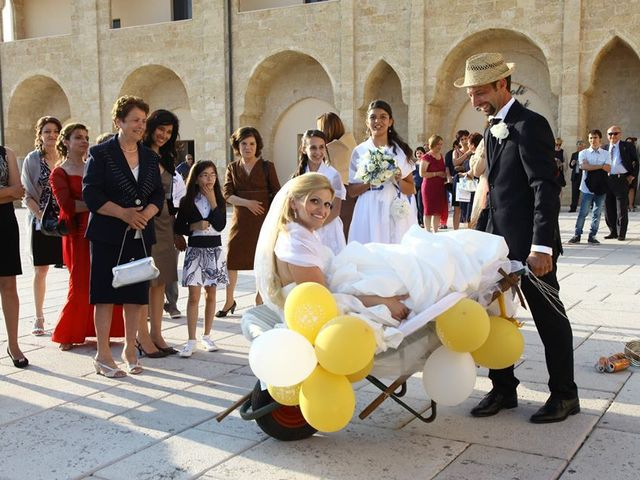 Il matrimonio di Silvia e Vincenzo a Castro, Lecce 10