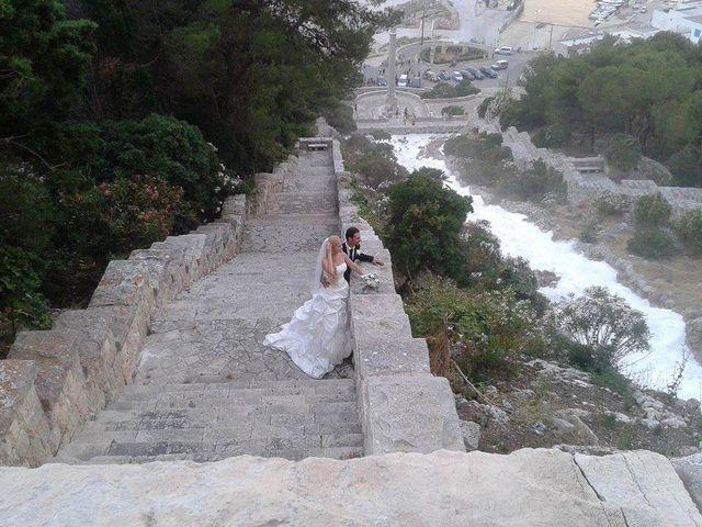 Il matrimonio di Silvia e Vincenzo a Castro, Lecce 11