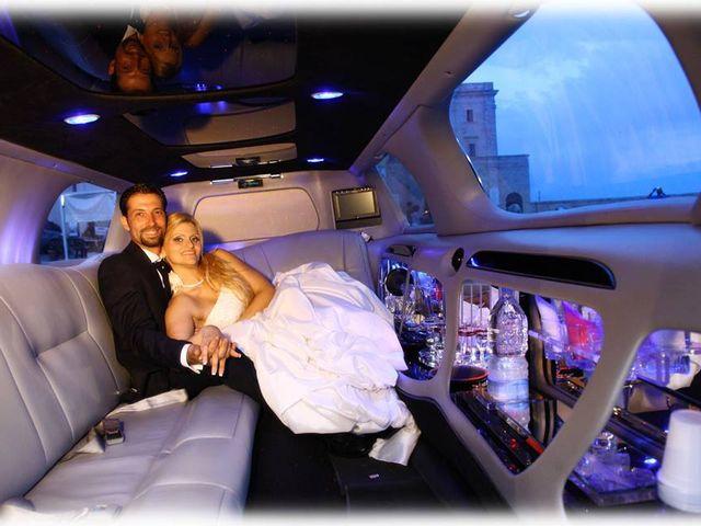 Il matrimonio di Silvia e Vincenzo a Castro, Lecce 12