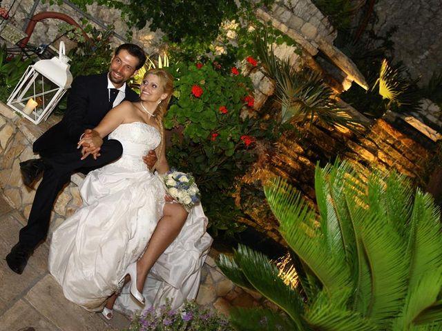 Il matrimonio di Silvia e Vincenzo a Castro, Lecce 13