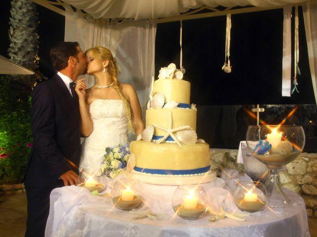 Il matrimonio di Silvia e Vincenzo a Castro, Lecce 15