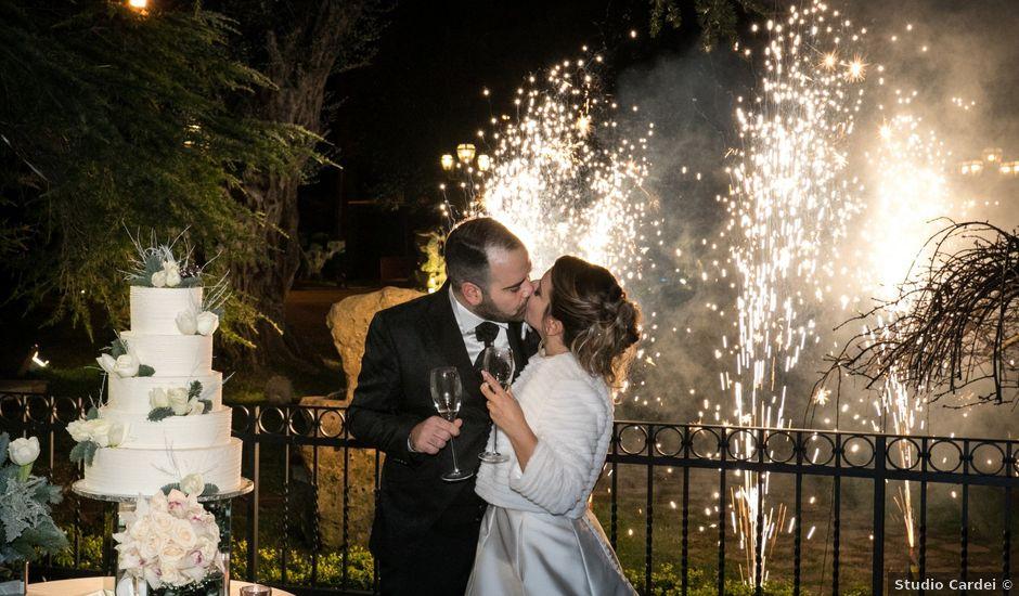 Il matrimonio di Mirko e Elisa a Cerveteri, Roma