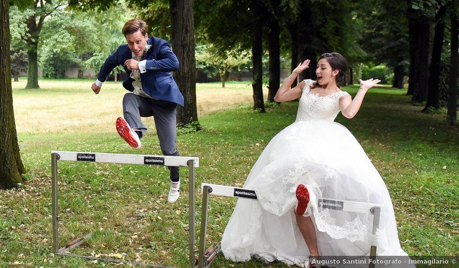 Il matrimonio di Lorenzo e Sara a Meda, Monza e Brianza