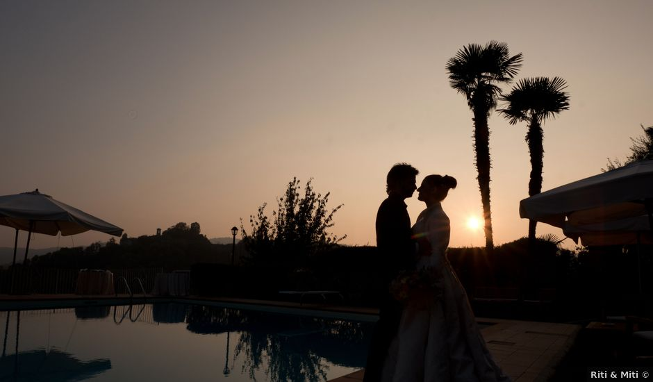 Il matrimonio di Stefano e Maria Emilia a San Sebastiano da Po, Torino