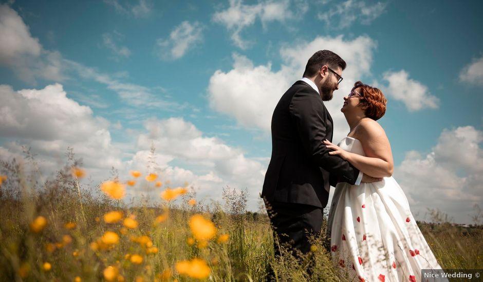 Il matrimonio di Christian e Sara a Poirino, Torino