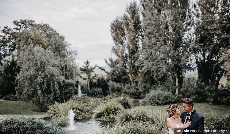 Il matrimonio di Cristian e Jessica a Castelnuovo Cilento, Salerno