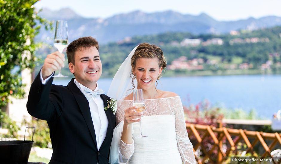 Il matrimonio di Matteo e Federica a Annone di Brianza, Lecco