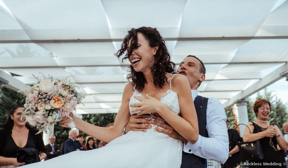 Il matrimonio di Davide e Chiara a Ameglia, La Spezia