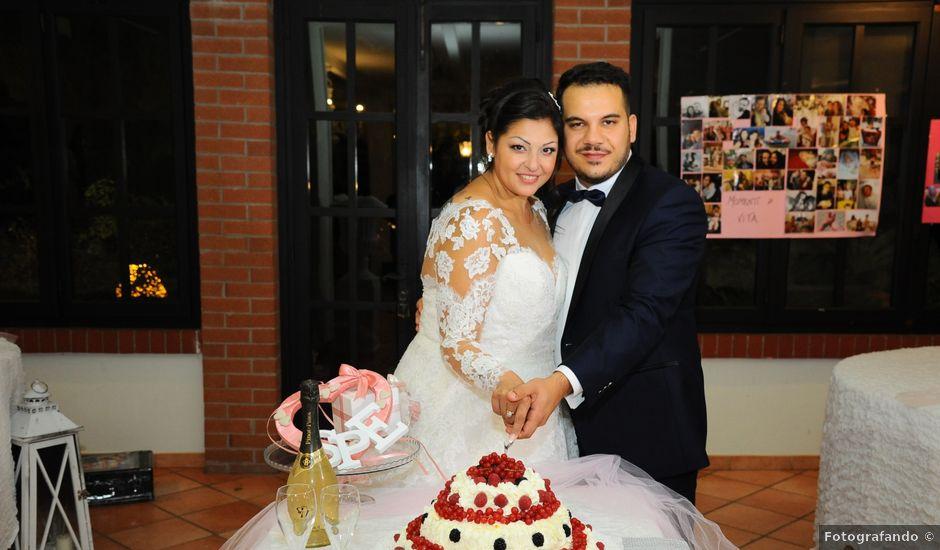 Il matrimonio di Simona e Pasquale a Torino, Torino