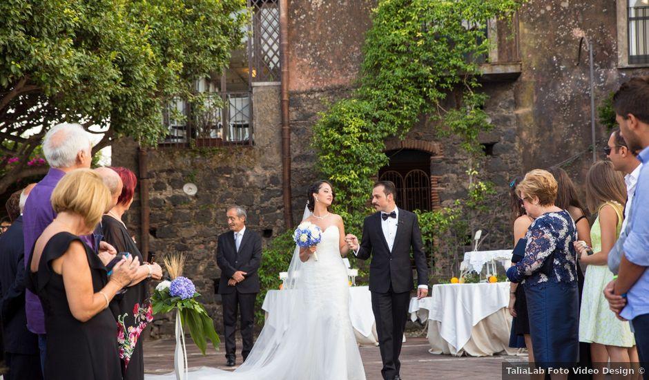 Il matrimonio di Sergio e Valentina a Acireale, Catania