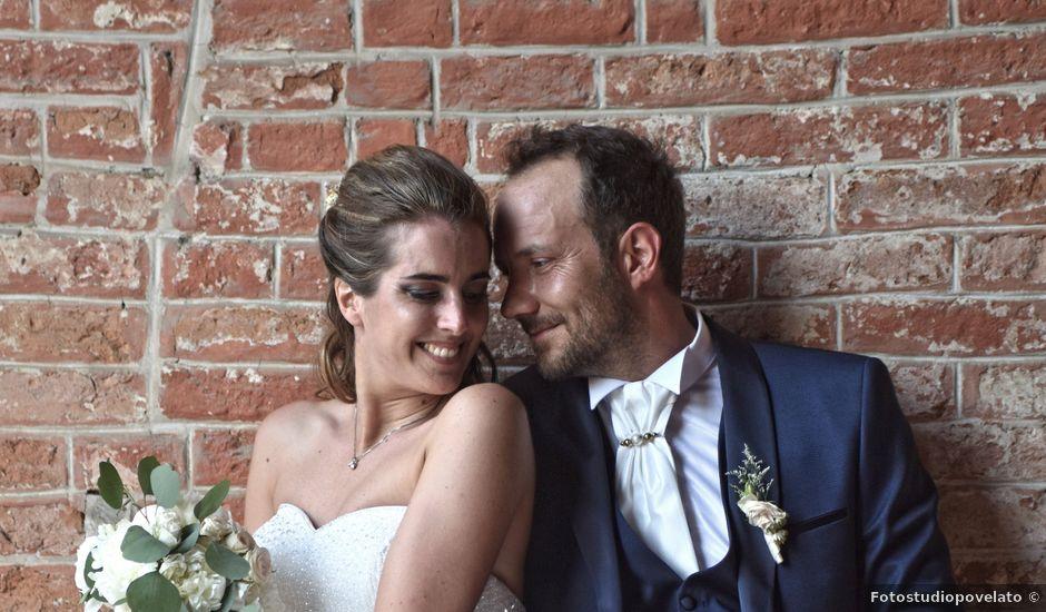 Il matrimonio di Francesco e Silvia a Martellago, Venezia