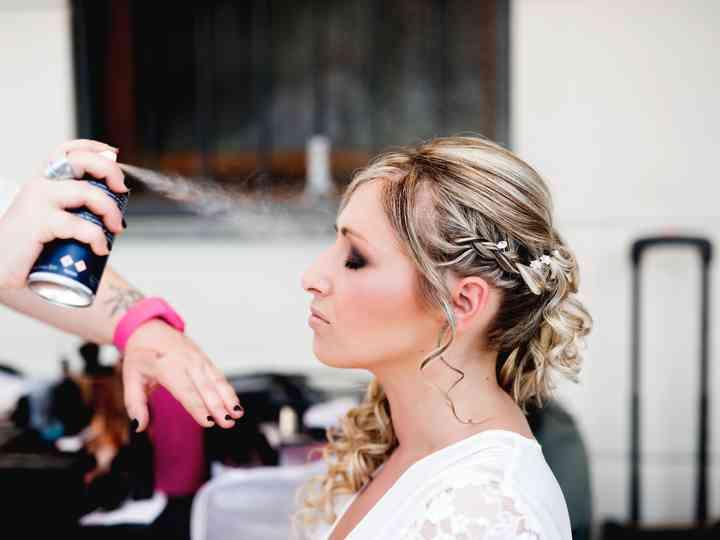 le nozze di Simona e Fabrizio