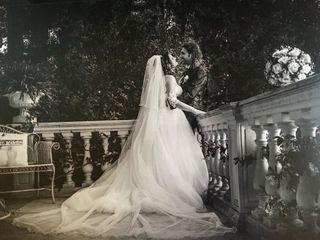 Le nozze di Lisa e Elia
