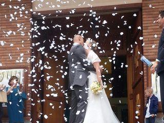 Le nozze di Massimiliano  e Giusy