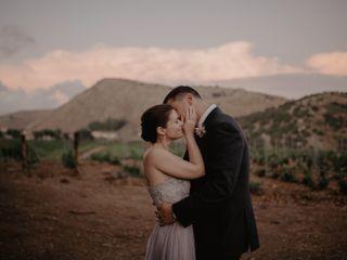 Le nozze di Jenn e Myke