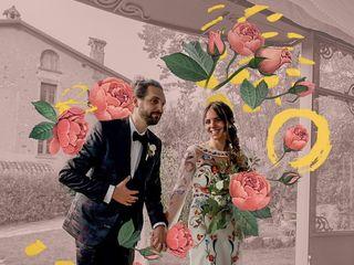 Le nozze di Antonia e Stefano 1