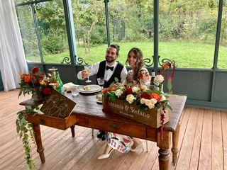 Le nozze di Antonia e Stefano