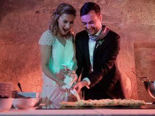 Le nozze di Maddie e Paul