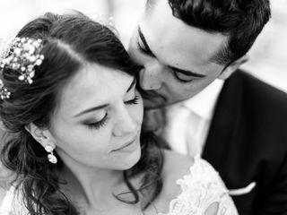 Le nozze di Cristina e Daniele