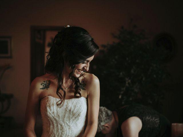 Il matrimonio di Andrea e Stefania a Castelvetro di Modena, Modena 8