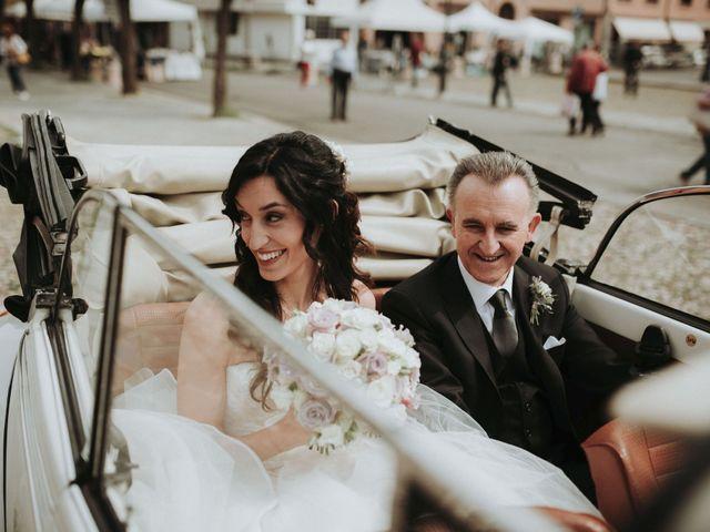Il matrimonio di Andrea e Stefania a Castelvetro di Modena, Modena 11