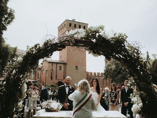 Il matrimonio di Andrea e Stefania a Castelvetro di Modena, Modena 13