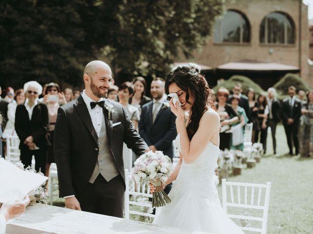 Il matrimonio di Andrea e Stefania a Castelvetro di Modena, Modena 14