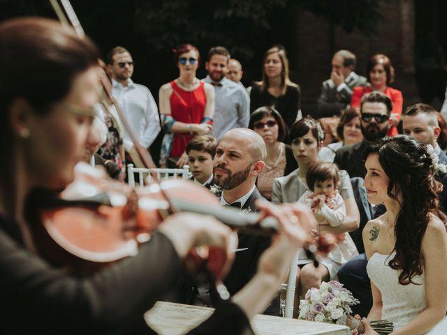 Il matrimonio di Andrea e Stefania a Castelvetro di Modena, Modena 18