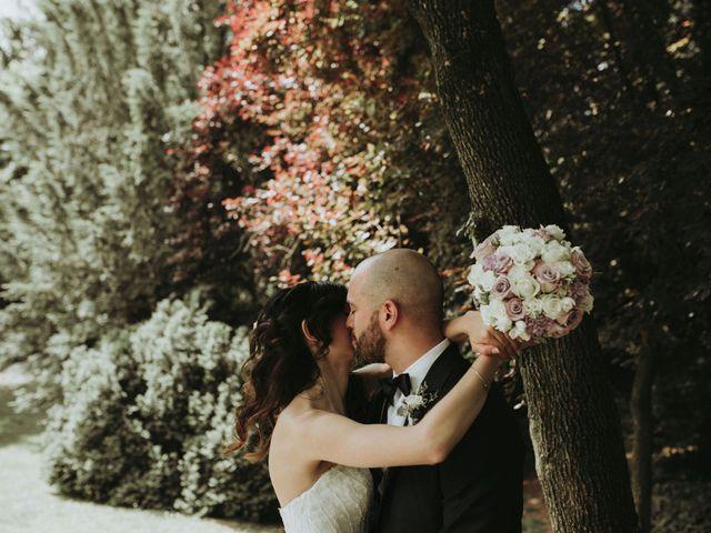 Il matrimonio di Andrea e Stefania a Castelvetro di Modena, Modena 19