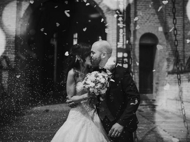 Il matrimonio di Andrea e Stefania a Castelvetro di Modena, Modena 22