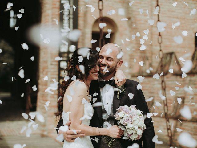 Il matrimonio di Andrea e Stefania a Castelvetro di Modena, Modena 23