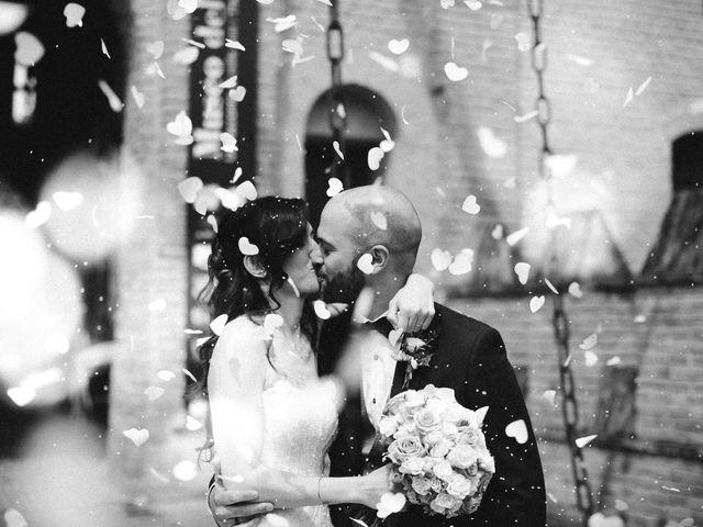 Il matrimonio di Andrea e Stefania a Castelvetro di Modena, Modena 24