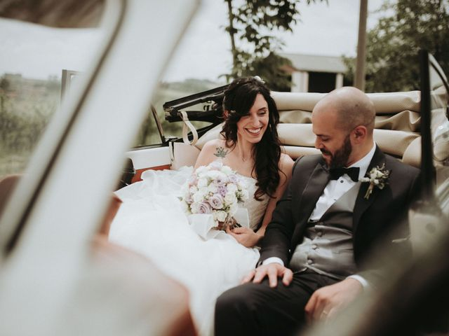 Il matrimonio di Andrea e Stefania a Castelvetro di Modena, Modena 28